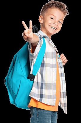 Martial Arts Mountain Kim Martial Arts happy kid