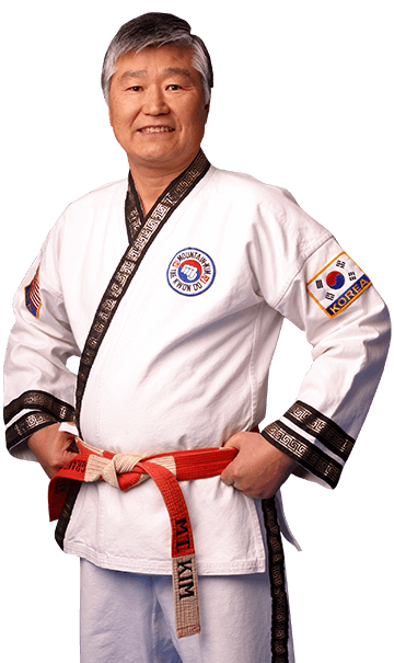 Mountain Kim Martial Arts Owner